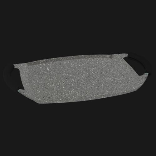 Гриль плато 47см Berlinger Haus Granit Diamond Line BH-1084