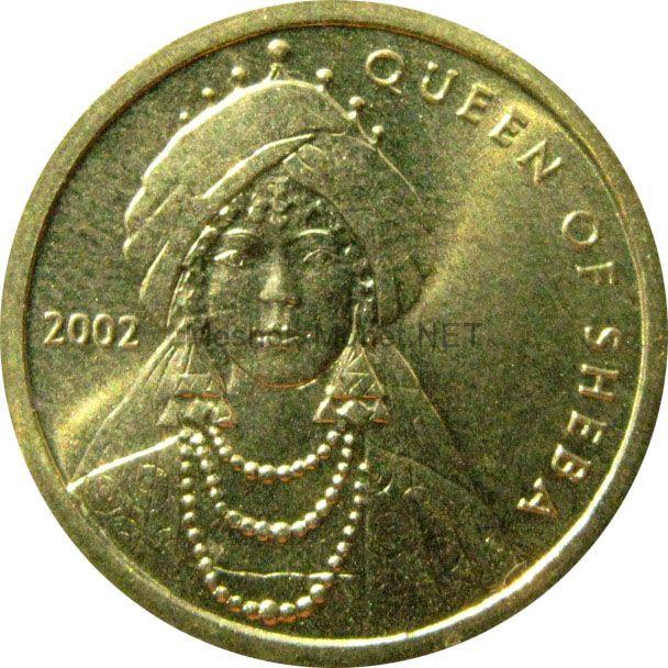 Сомали 100 шиллингов 2002 г.