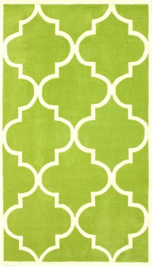 Ковер Trelli зеленый 1,2 1,8 м