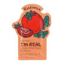 """""""Tony Moly"""" I'm Real Tomato Mask Sheet Тканевая маска с экстрактом томата 21мл"""