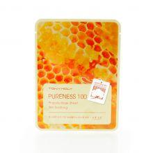 """Tony Moly"" Pureness 100 Propolis Mask Sheet, Тканевая маска ""Прополис"", 21 мл"