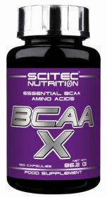 Scitec Nutrition BCAA-X (120 капс.)