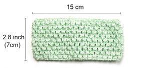 резинка плетенка для юбочек туту 7см.