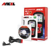 Автомобильный сканер Ансель AD510 OBD2