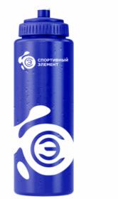 Бутылка Спортивный элемент (1000 мл.)