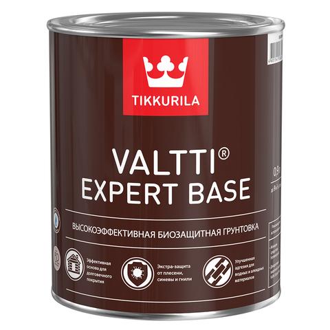 Высокоэффективная биозащитная грунтовка Tikkurila Valtti Expert Base - Валтти Эксперт Бейс