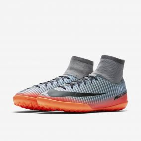 Детские шиповки NIKE MERCURIALX VICTORY VI CR7 TF 903601-001 JR