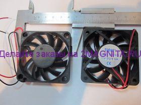 Вентилятор RQD 6010 12в 0.12А