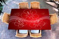 Наклейка на стол - Глинтвейн  | Купить фотопечать на стол в магазине Интерьерные наклейки