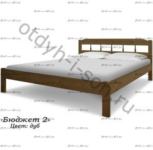 Кровать Бюджет-2 (ВМК Шале)