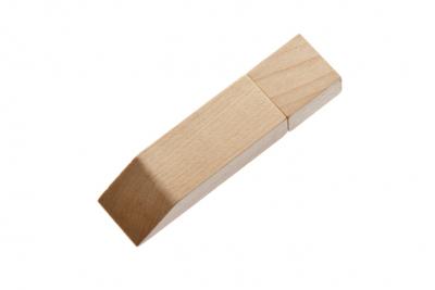 64GB USB-флэш накопитель Apexto UW-1008 деревянная, сосна