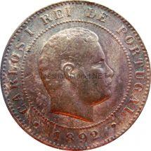 Португалия 10 рейс 1892 г.