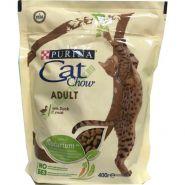 CAT CHOW Adult Duck Корм для кошек с уткой (400 г)