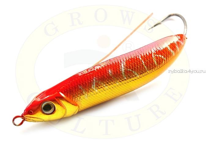 Купить Блесна незацепляйка Grows Culture Minnow Spoon 6019 60мм / 10 гр заглубление: 0,1 - 0,5м/ цвет: 006
