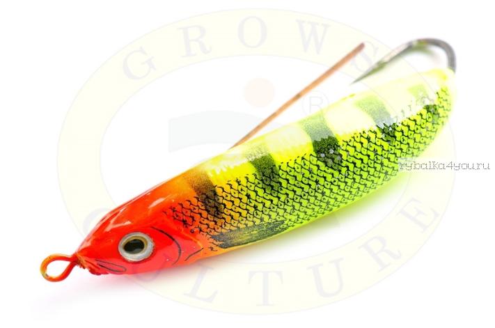 Купить Блесна незацепляйка Grows Culture Minnow Spoon 6019 70мм / 14 гр заглубление: 0,1 - 0,5м/ цвет: 015