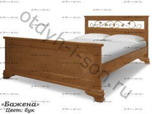 Кровать Бажена (ВМК Шале)