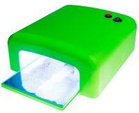 JD Лампа УФ/UV модель 818 зелёная, 36 W