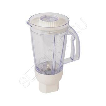 Чаша блендера для кухонного комбайна Мулинекс (Moulinex) MASTERCHEF 3000  FP3141. Артикул MS-5A12150
