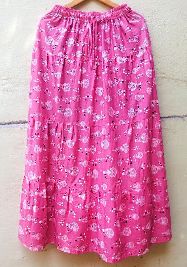 Розовая юбка с воланами Воздушные шары (СПб)