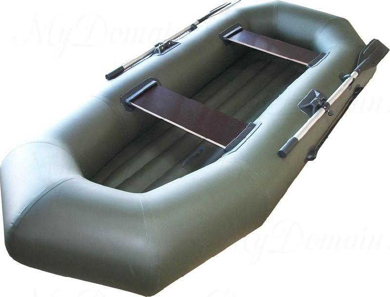 Лодка АРГОНАВТ 260НД с надувным дном