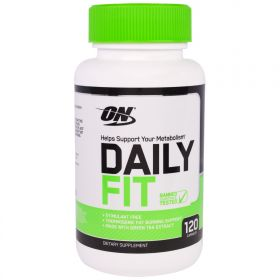 Optimum Nutrition Daily Fit (120 капс.)