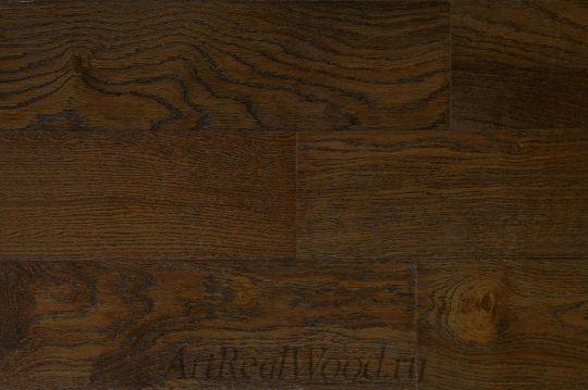 Паркетная доска Дуб CIOCCOLATO (Чоколато) Galathea