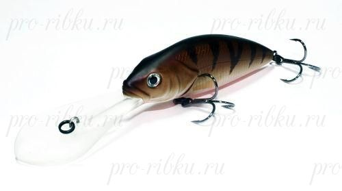 Воблер ASAKURA PERCH SDR-F 515 - цвет, 8 см., 18,3 гр, заглубление 3,0 - 6,5 м.