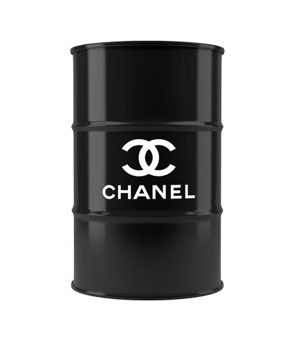 Декоративная бочка Chanel M