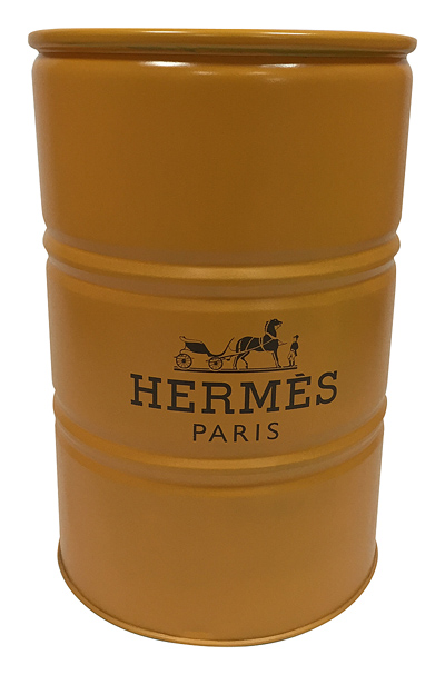 Декоративная бочка Hermes L