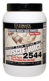 Ultimate Nutrition Muscle Juice 2544 (2250 гр.)
