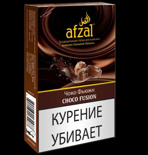 Табак для кальяна Afzal Choco Fusion