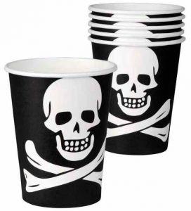 Стаканы ''Пираты''