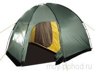 Палатка BTrace Dome 3 зеленый