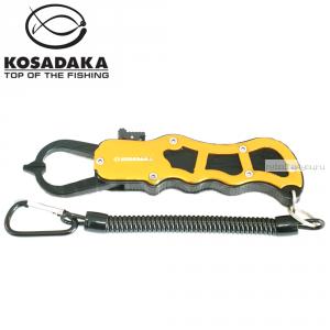 Захват челюстной (липгрип) Kosadaka X33S, алюминий FT-X33S