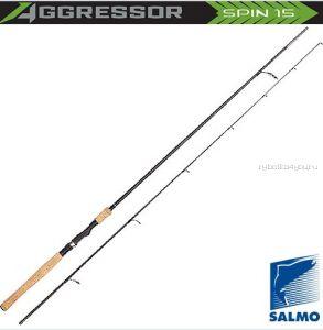 Спиннинг Salmo Aggressor SPIN 15 2,40м /тест 3-15гр ( 5211-210)