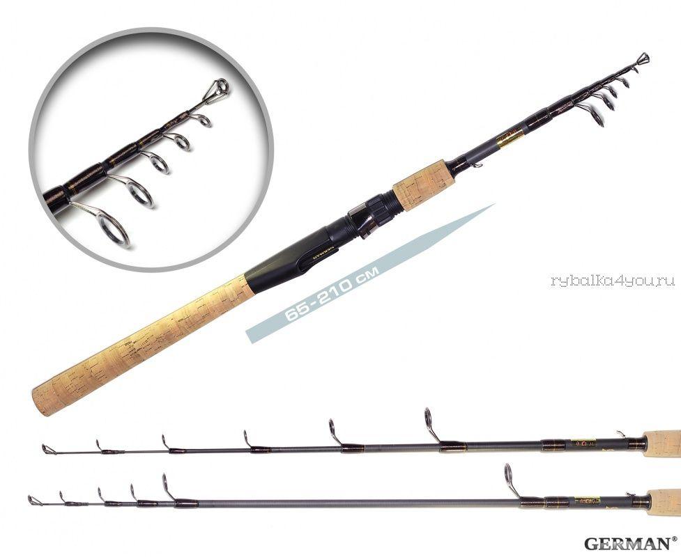 Купить Спиннинг German Stark IМ6 2,1 м / тест 10 - 30 гр