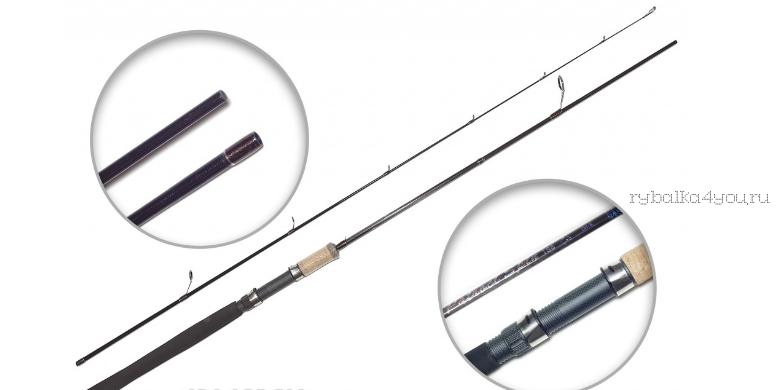 Спиннинг German Patrocl IМ8 2,48 м / тест 2 - 8 гр  - купить со скидкой
