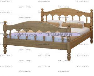 Кровать Соня (точенка)