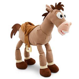 Мягкая игрушка конь Булзай Дисней История игрушек 40 см