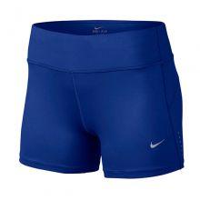 """Женские велосипедки Nike 2,5"""" Epic Run Boy Shorts синие"""