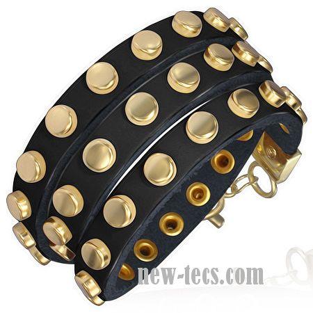 Кожаный браслет LBHY15411