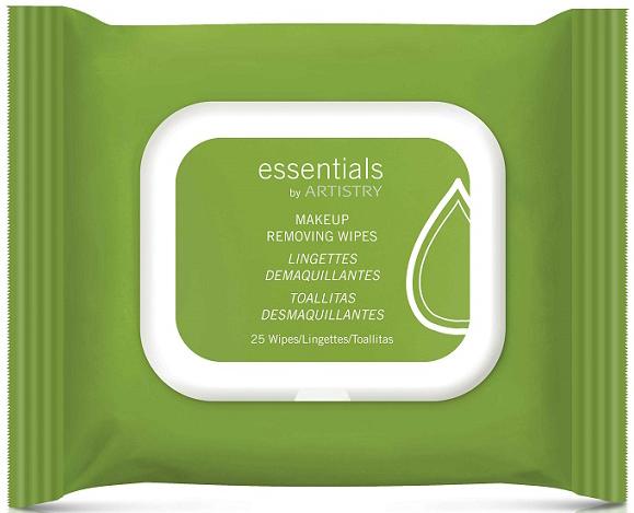 Artistry™ essentials by Салфетки для снятия макияжа