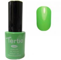 Гель-лак Tertio #058 (бледно-зеленый), 10 мл