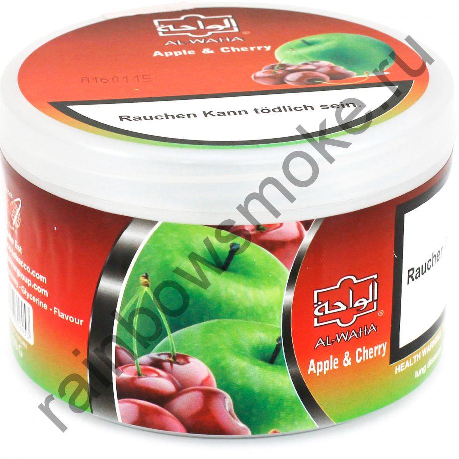 Al Waha 250 гр - Apple & Cherry (Яблоко и Вишня)
