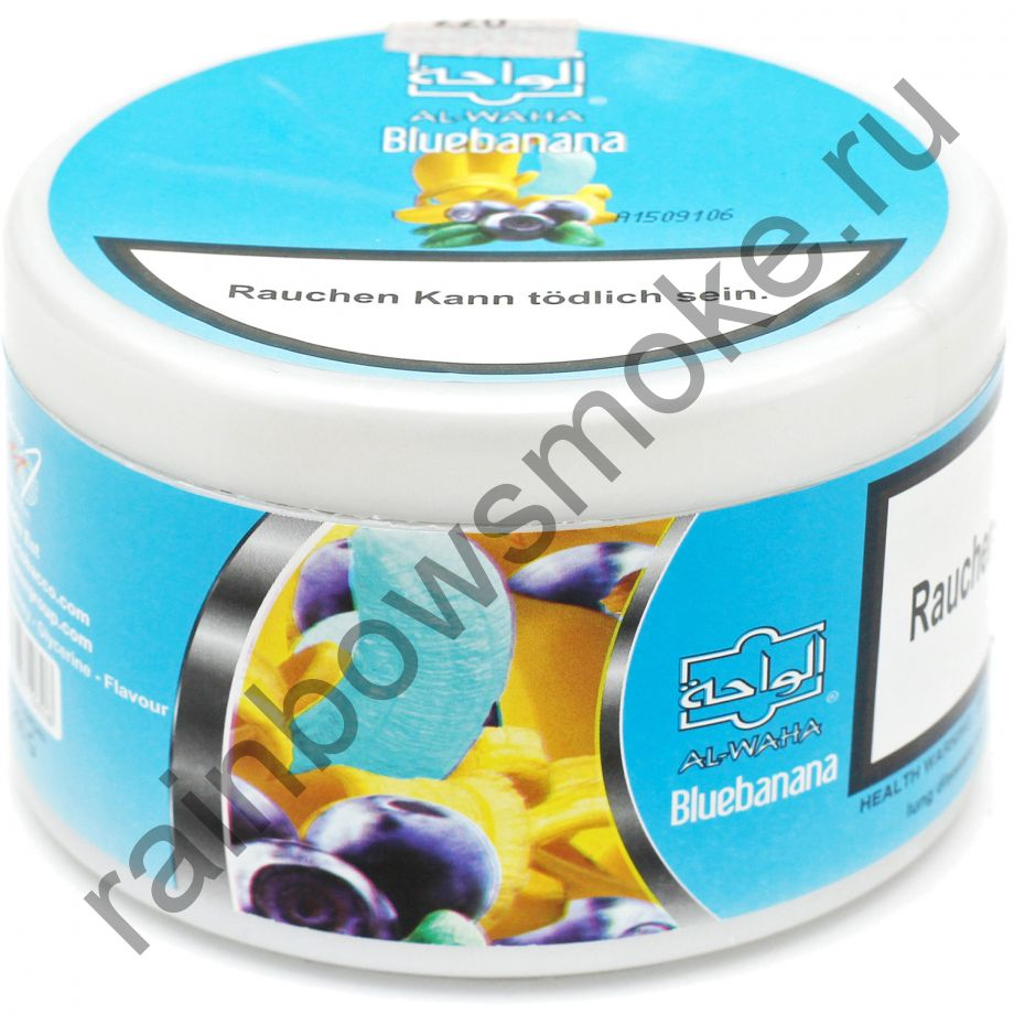 Al Waha 250 гр - Bluebanana (Синий Банан)