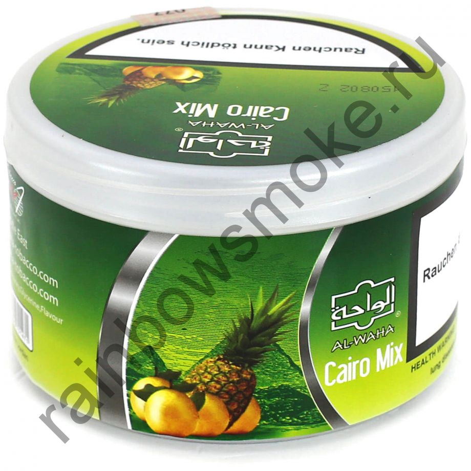Al Waha 250 гр - Cairo Mix (Каирский Микс)