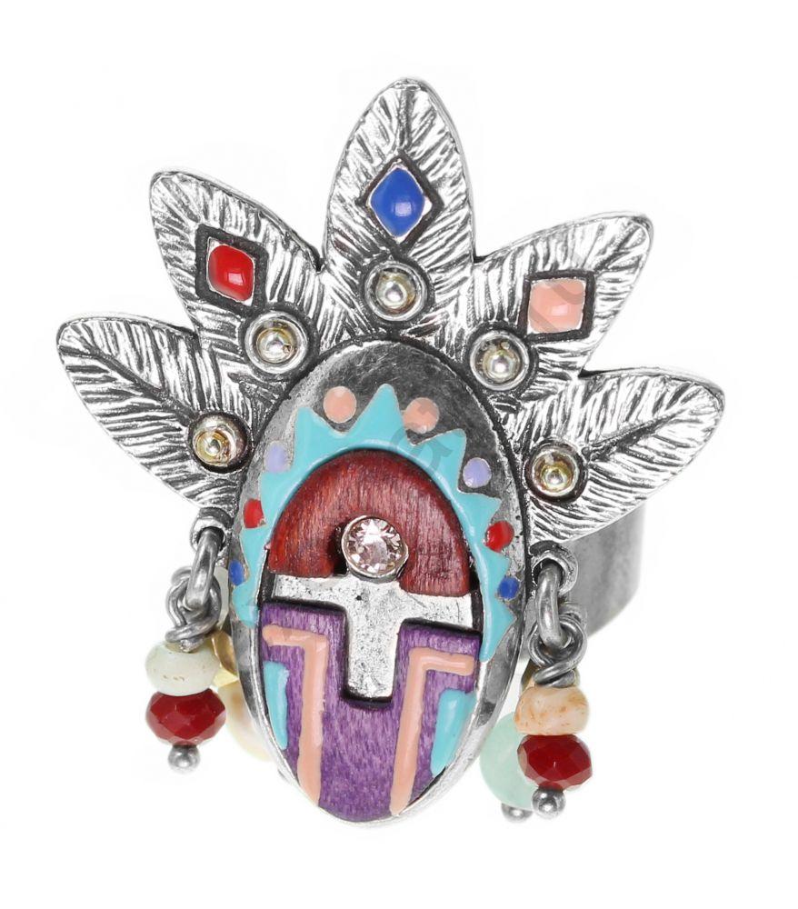 Кольцо Franck-Herval 1961562. Коллекция Kaya