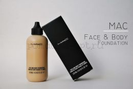 ТОНАЛЬНАЯ ОСНОВА  FACE AND BODY FOUNDATION