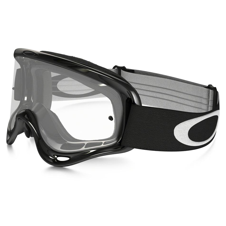 Oakley - O-Frame Solid очки черные глянцевые, линза прозрачная