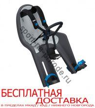 Детское велосипедное сидение на раму Thule RideAlong Mini, темно серый